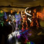 freestyle by Jannis Sid, Hannu Huhtamo, Jannepaint, Cisco Lightpainting, Dawn and Frodo DKL