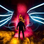 Bélgica. Foto: Frodo DKL, lightpainter: Frodo DKL, model: Tim Gamble