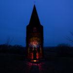 Bélgica. Foto: Frodo DKL; model: Patry Diez; lightpainters: Frodo DKL, Medina;