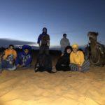 LIGHTPAINTERSUNITED #3 MERZOUGA MEETING 2018. Photo: Frodo DKL