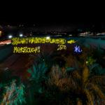 LIGHTPAINTERSUNITED #3 MERZOUGA MEETING 2018. Photo: Frodo DKL (Children of Darklight)