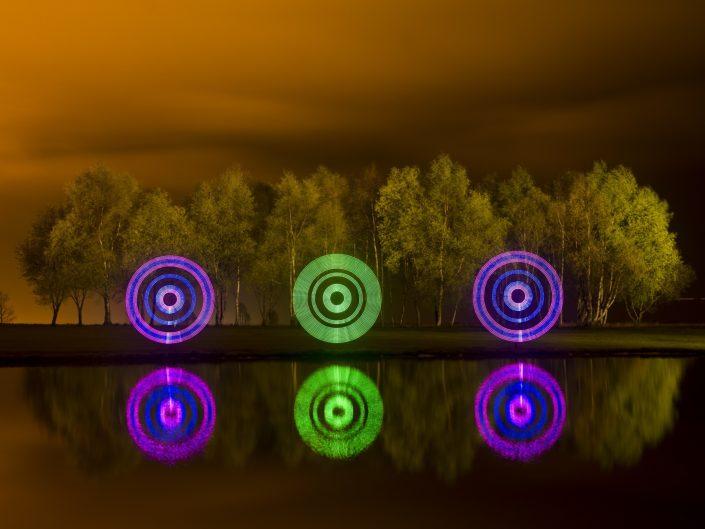 Paisaje Nocturno e Iluminación